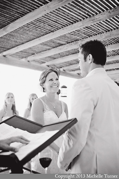 Christy and Jay's Puerto Vallarta Wedding and Playa Fiesta Wedding.  Images by Puerto Vallarta Wedding Photographer Michelle Turner.