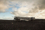 Abandoned DC plane at Sólheimasandur, Iceland by Dublin based photography Dan Butler