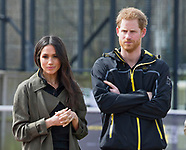 Meghan Markle & Prince Harry Looking Bored