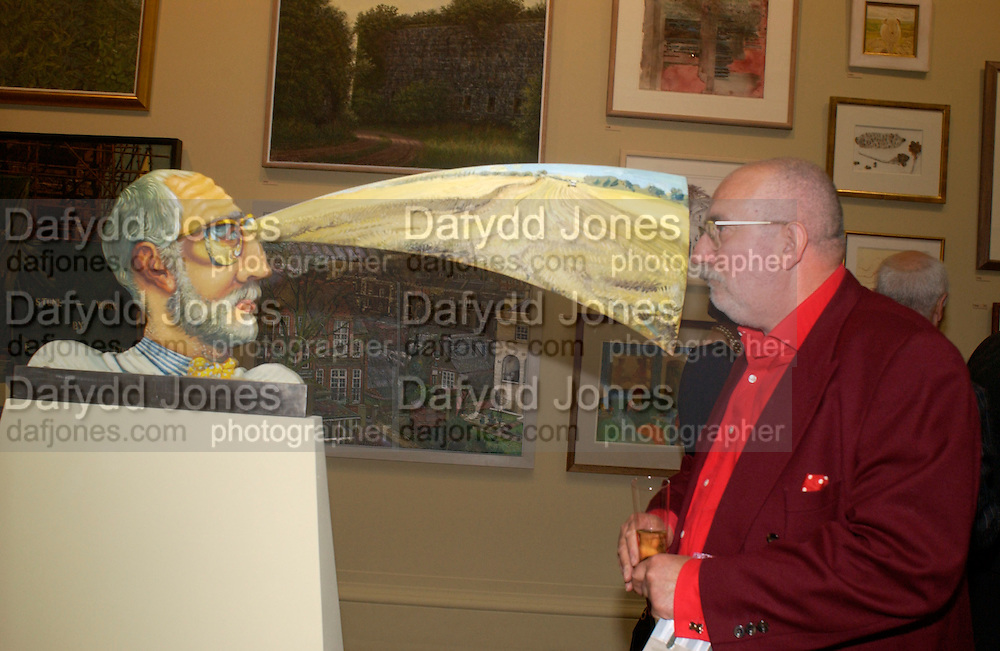 Anthony Green, Royal Academy Summer aprty to open the Summer exhibition, Picadilly. 3 June 2004. ONE TIME USE ONLY - DO NOT ARCHIVE  © Copyright Photograph by Dafydd Jones 66 Stockwell Park Rd. London SW9 0DA Tel 020 7733 0108 www.dafjones.com