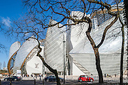La Fondation d'entreprises Louis Vuitton, Frank Gehry architecte.