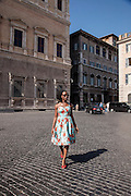 Rome, the writer Taiye Selasi,