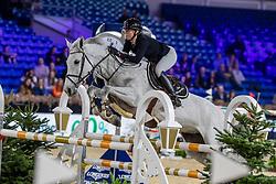 Vanderwegen Liesje, BEL, Cayenne JH Z<br /> Jumping Mechelen 2019<br /> © Hippo Foto - Martin Tandt<br />  27/12/2019