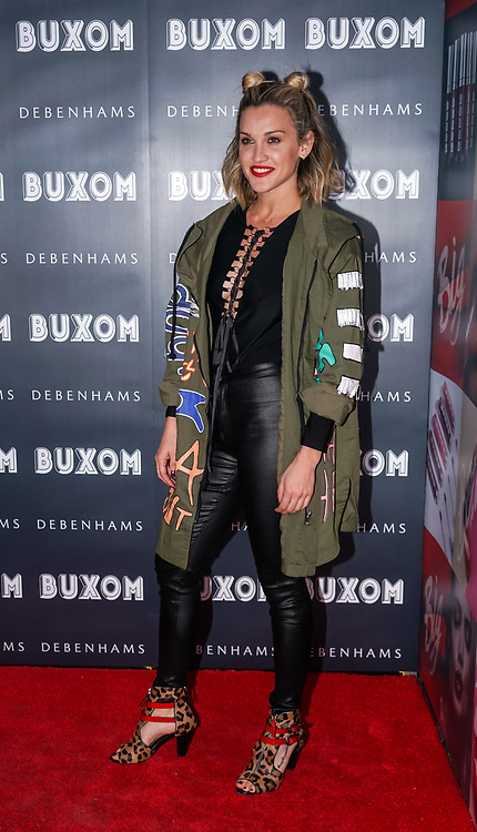 London,England,UK.12th April 2017. Celebrities attends the Buxom - UK launch party in London. by See Li