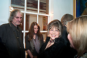 ANDREW BIRKIN; KAREN BIRKIN; CHRISTIANE KUBRICK, Stanley Kubrick's Napoleon. The Greatet Movie Never Made. Book launch.  Published by Taschen. Launch held at Kubrick's family home Childwickbury House. Harpenden. 8 December 2009