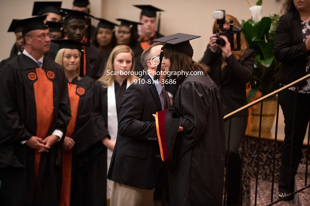 2017 Campbell University Divinity Graduation Ceremony
