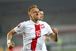 14.11.2014, Boris Paitschadse Nationalstadion, Tiflis, GEO, UEFA Euro Qualifikation, Georgien vs Polen, Gruppe D, im Bild BRAMKA GOL RADOSC 0-1 KAMIL GLIK // during the UEFA EURO 2016 Qualifier group D match between Georgia and Poland at the Boris Paitschadse Nationalstadion in Tiflis, Georgia on 2014/11/14. EXPA Pictures &copy; 2014, PhotoCredit: EXPA/ Newspix/ Szymon Gorski<br /> <br /> *****ATTENTION - for AUT, SLO, CRO, SRB, BIH, MAZ, TUR, SUI, SWE only*****