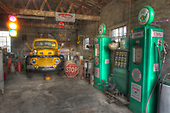 HDR Garage Photo