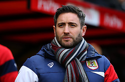 Bristol City head coach Lee Johnson - Mandatory by-line: Robbie Stephenson/JMP - 06/01/2018 - FOOTBALL - Vicarage Road - Watford, England - Watford v Bristol City - Emirates FA Cup third round proper