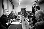 Arch. A. Mennini heard by Committee into the murder of the statesman Aldo Moro