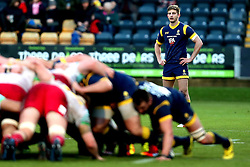 Auguy Slowik of Worcester Warriors - Mandatory by-line: Robbie Stephenson/JMP - 28/01/2017 - RUGBY - Sixways Stadium - Worcester, England - Worcester Warriors v Harlequins - Anglo Welsh Cup
