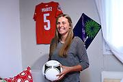 02.07.2014; Erlen; Fussball - Portrait Noelle Maritz; Portrait Noelle Maritz (Valeriano Di Domenico/freshfocus)