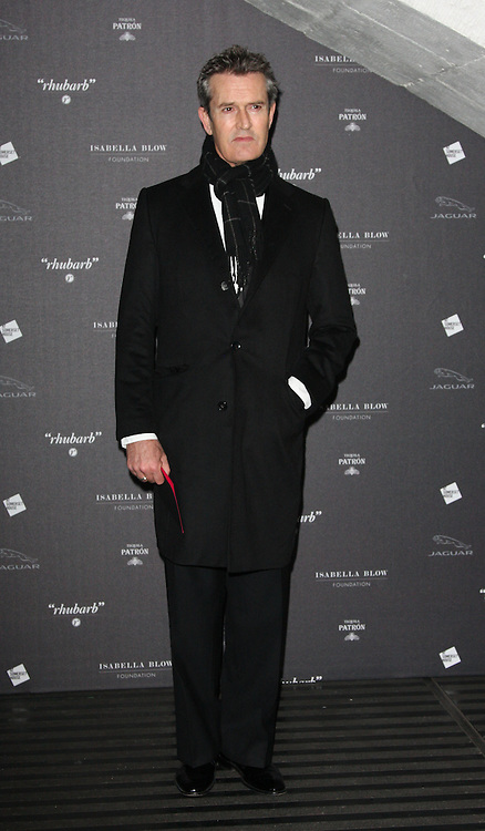 Rupert Everett  arriving at the opening of the  Isabella Blow at the Isabella Blow exhibition at Somerset House in London, Tuesday, 19th November 2013   Photo by: i-Images