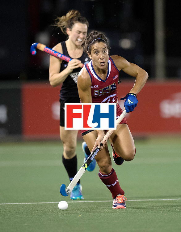 AUCKLAND - Sentinel Hockey World League final women<br /> Match id: 10300<br /> 10 New Zealand v USA<br /> Foto:  Melissa (Gonzalez C) <br /> WORLDSPORTPICS COPYRIGHT FRANK UIJLENBROEK
