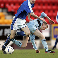 St Johnstone v Raith Rovers..26.12.04<br />