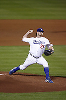May 12, 2007:  as the Los Angeles Dodgers defeated the Cincinnati Reds 7-3 at Dodger Stadium in Los Angeles, CA. May 12, 2007: Starting pitcher Brad Penny moved to 5-0 for the first time in his career as the Los Angeles Dodgers defeated the Cincinnati Reds 7-3 at Dodger Stadium in Los Angeles, CA.