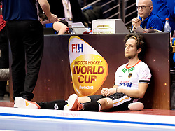 BERLIN - Indoor Hockey World Cup<br /> Final: Germany - Austria<br /> Austria wins the world championship.<br /> foto: Marco Miltkau.<br /> WORLDSPORTPICS COPYRIGHT FRANK UIJLENBROEK