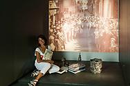 Venezia - Comunità ebraica di Venezia. Marcella Ansaldi, direttrice del Museo Ebraico e curatrice.