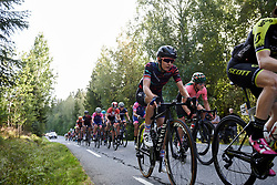 Alena Amialiusik (BLR) during Ladies Tour of Norway 2019 - Stage 2, a 131 km road race from Mysen to Askim, Norway on August 23, 2019. Photo by Sean Robinson/velofocus.com
