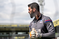 LONDON, ENGLAND - MAY 13: Julián Speroni (1) of Crystal Palace during the Premier League match between Crystal Palace and West Bromwich Albion at Selhurst Park on May 13, 2018 in London, England. MB Media