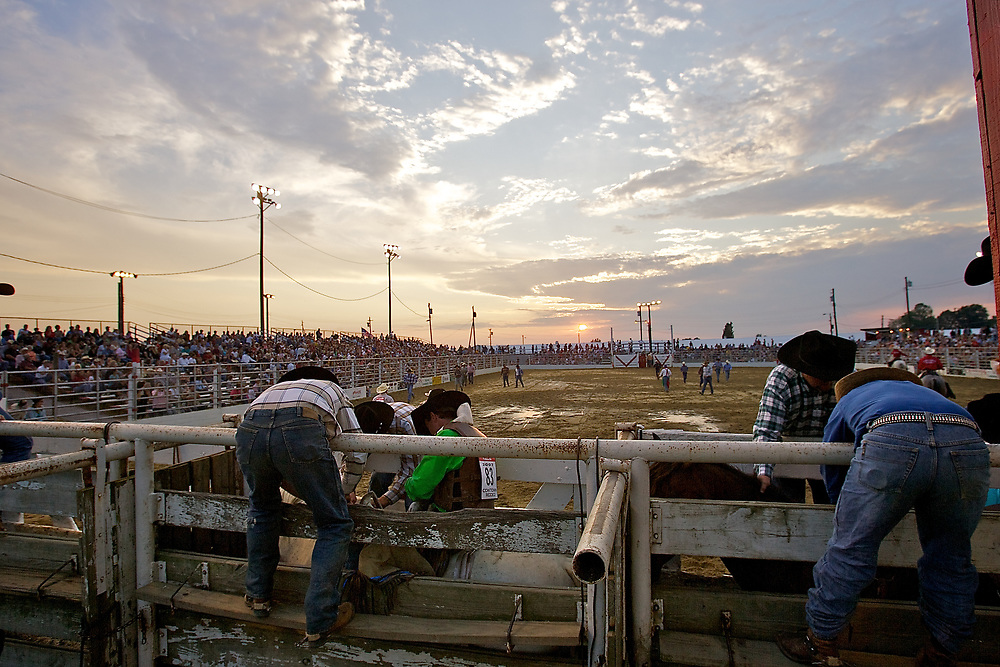 Cowtown Rodeo in Woodstown, NJ is the longest running weekly rodeo in the country.
