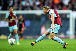 Scott Arfield of Burnley - Mandatory by-line: Matt McNulty/JMP - 23/08/2017 - FOOTBALL - Ewood Park - Blackburn, England - Blackburn Rovers v Burnley - Carabao Cup - Second Round