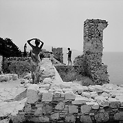 Historic sites on Greek Islands Kos and Samos. © Romano P. Riedo