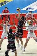 ADRIANO PAOLUCCI<br /> MACERATA - PERUGIA<br /> SEMIFINALE PALLAVOLO FINAL 4 COPPA ITALIA A1-M 2013-2014<br /> BOLOGNA 08-03-2014<br /> FOTO GALBIATI - RUBIN