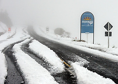 Napier-Snow closes SH5, Napier to Taupo