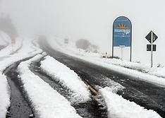 Napier-Snow closes SH5, Napier to Taupo