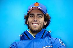 November 20, 2018 - Valencia, Spain - Alex Rins (42) of Spain and Team Suzuki Ecstar during the test of the new MotoGP season 2019 at Ricardo Tormo Circuit in Valencia, Spain on 20th Nov 2018  (Credit Image: © Jose Breton/NurPhoto via ZUMA Press)