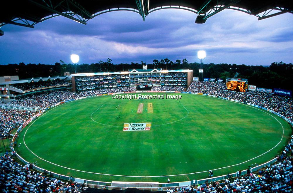 Wanderers Stadium, Johannesburg, South Africa. Photo: PHOTOSPORT