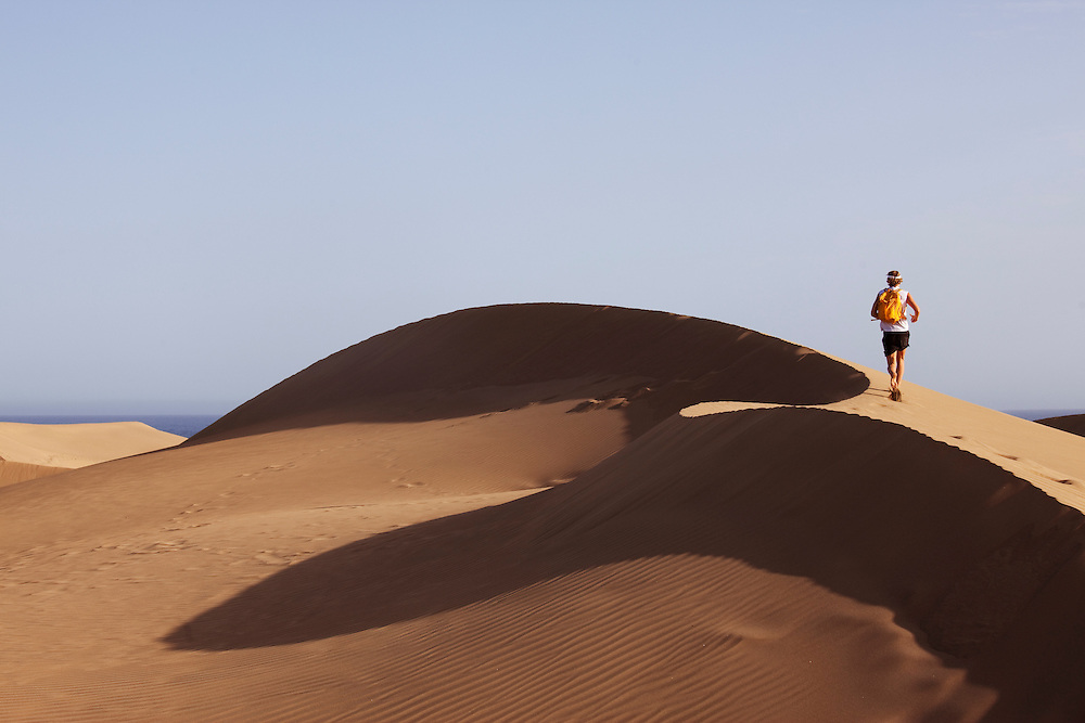 Desert Running Gran Canaria, Spain, Marathon du Sable, training,
