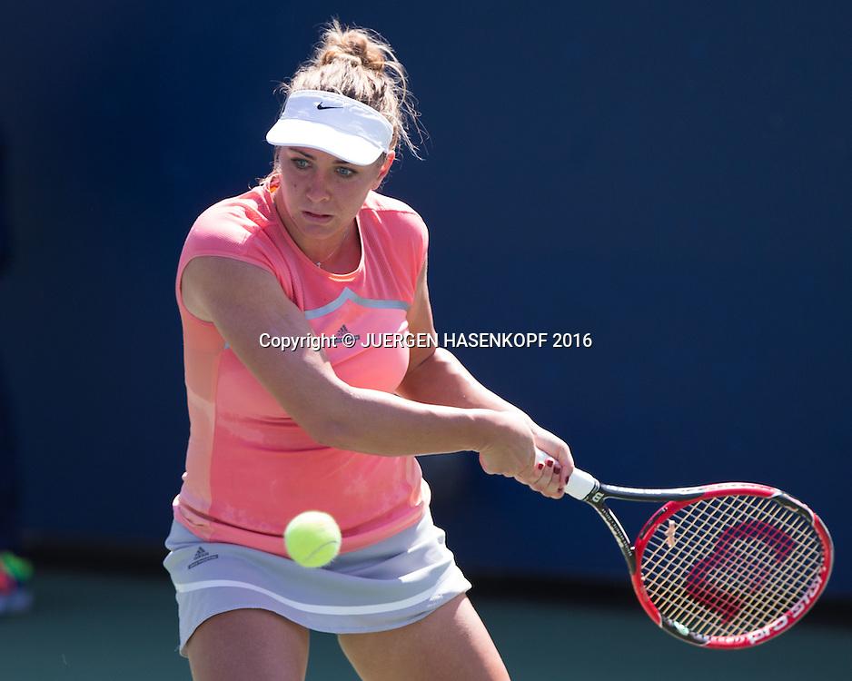 KRISTINA KUCOVA (SVK)<br /> <br /> Tennis - US Open 2016 - Grand Slam ITF / ATP / WTA -  Flushing Meadows - New York - New York - USA  - 29 August 2016.