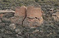 Twin Towers, Hovenweep National Monument, Arizona