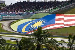 September 30, 2017 - Sepang, Malaysia - Motorsports: FIA Formula One World Championship 2017, Grand Prix of Malaysia, ..#44 Lewis Hamilton (GBR, Mercedes AMG Petronas F1 Team) (Credit Image: © Hoch Zwei via ZUMA Wire)