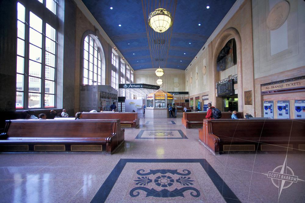 Pennsylvania Railroad Station, Newark