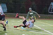 Army ROTC Vs Navy ROTC Football   111915