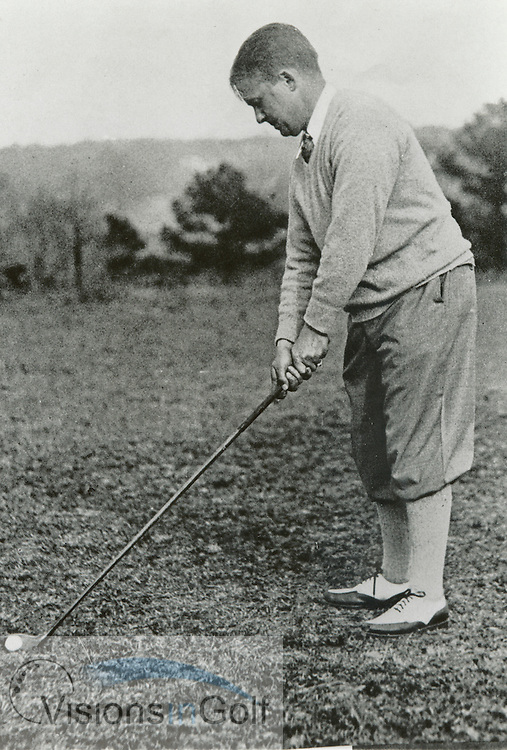 Bobby Jones<br /> Picture Credit: &copy;Visions In Golf / Michael Hobbs / Mark Newcombe