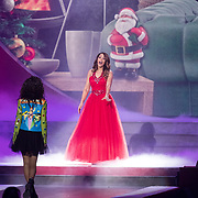 NLD/Amsterdam/20171223 - The Christmas Show 2017 in de Ziggo Dome, Glennis Grace en Holly Brood
