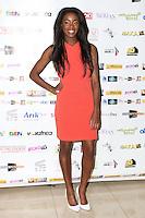 AJ Odudu, Screen Nation Film & Television Awards, Park Plaza Riverbank Hotel, London UK, 23 February 2014, Photo by Vickie Flores.