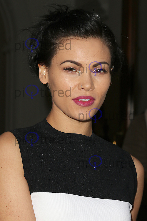 Sinead Harnett, Magnum Doubles - Launch Party, One Horse Guards Avenue, London UK, 20 April 2016, Photo by Brett D. Cove