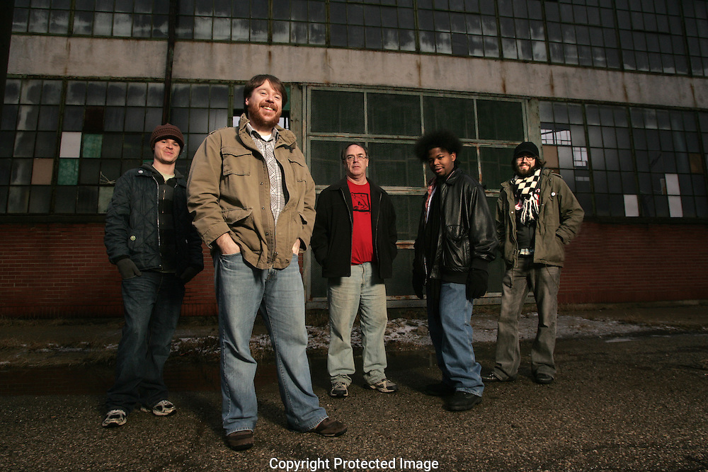 The Andy Shaw Band