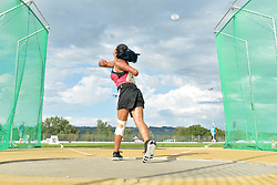 05/08/2017; Lozano Mendez, Kenya Nayeli, F46, MEX at 2017 World Para Athletics Junior Championships, Nottwil, Switzerland