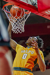 NORMAL, IL - February 05: Javon Freeman during a college basketball game between the ISU Redbirds and the Valparaiso Crusaders on February 05 2019 at Redbird Arena in Normal, IL. (Photo by Alan Look)