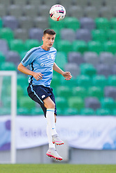 Andraz Struna during practice session of Slovenian National Football Team before Euro 2016 Qualifications match against Switzerland, on September 1, 2015 in SRC Stozice, Ljubljana, Slovenia. Photo by Urban Urbanc / Sportida