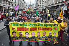 2019-10-13 Stop the Turkish Invasion of Rojava demonstration