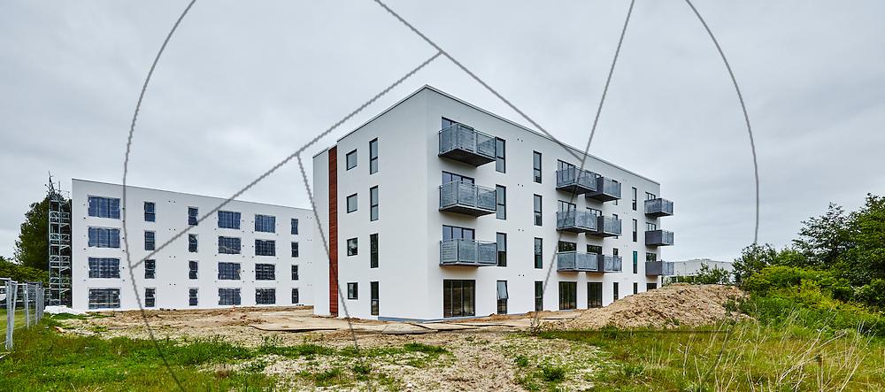 Vejlevej 6A-B,  nybyggeri, lejeboliger, Horsens, Lejerbo , eksteriør, facader,