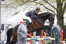 Fukushima, Daisuke (JPN) Diathago<br /> Redefin - Pferdefestival 2016<br /> © www.sportfotos-lafrentz.de