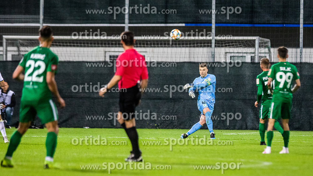 Vidmar Nejc of NK Olimpija Ljubljana during football game between NK Olimpija Ljubljana and NK Maribor in Final Round (18/19)  of Pokal Slovenije 2018/19, on 30th of May, 2014 in Arena Z'dezele, Ljubljana, Slovenia. Photo by Matic Ritonja / Sportida